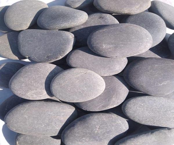 Grey Mexican Beach Pebbles